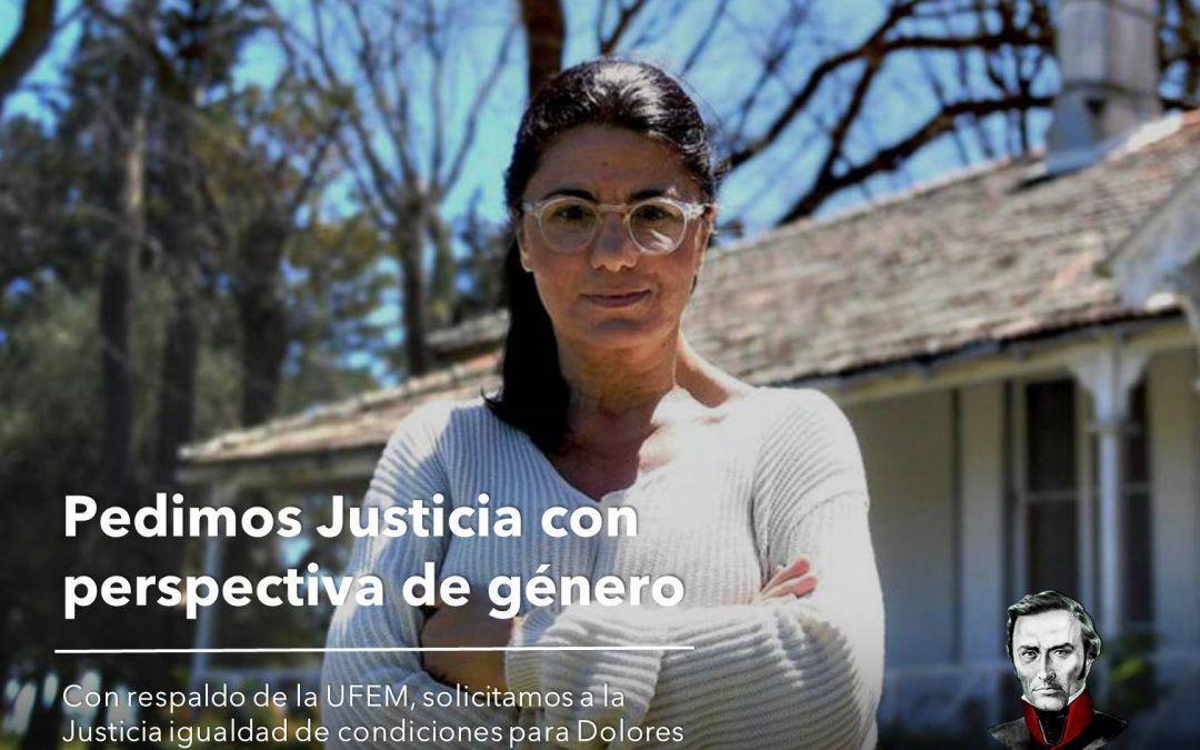 Respaldada por la UFEM, Dolores Etchevehere le pidió a la justicia civil de Entre Ríos igualdad de condiciones con respecto a sus hermanos varones