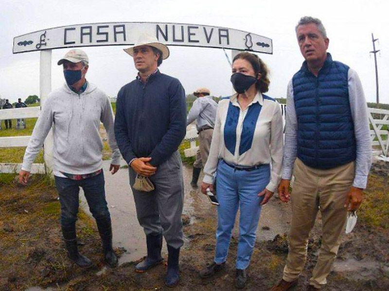 EL JUEZ RAFECAS PIDE LA INDAGATORIA DE LOS ETCHEVEHERE Y ENVÍA LA CAUSA A LA JUSTICIA FEDERAL DE ENTRE RÍOS